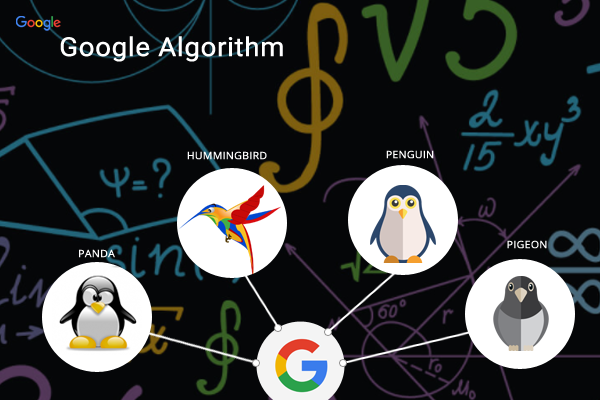Google Algorithm Updates- Media Search Group
