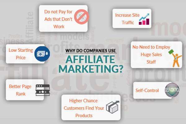 Why Do Companies Use Affiliate Marketing?