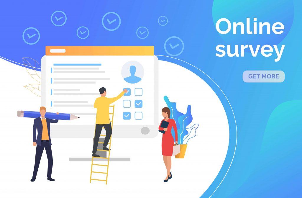 Offer surveys
