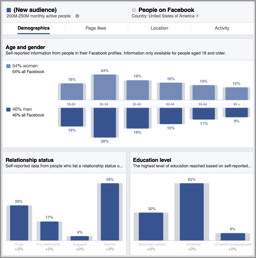 segment target_facebook advertising strategy