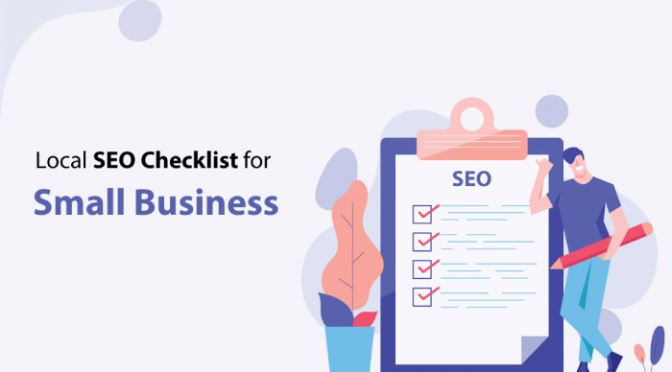 SEO Checklist for a Local Small Business Website
