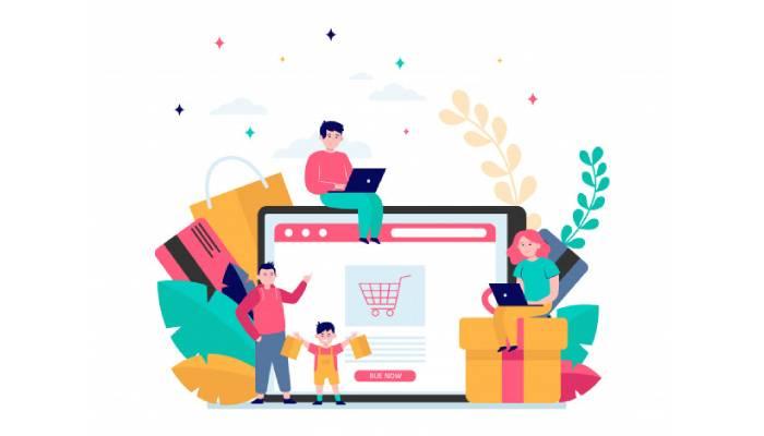 Ecommerce website development price in India