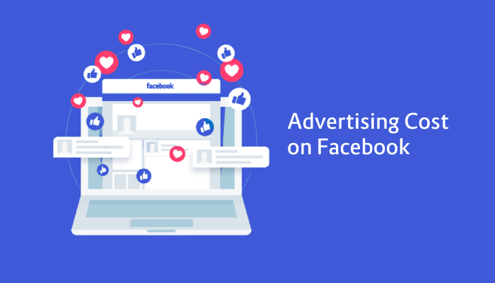 Advertising Cost on Facebook in 2021