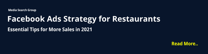 Facebook Ads Strategy for Restaurants